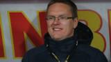 Валдас Дамбраускас: Ще опитаме да доминираме над ЦСКА от първата минута, никога не критикувам съдиите