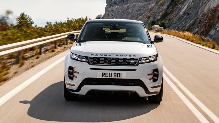 Тест Драйв: Range Rover Evoque