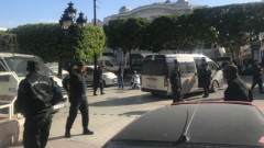 Жена се самовзриви в центъра на столицата на Тунис