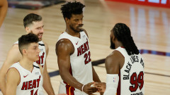 Драма между Маями и Бостън в първия финален мач на Изток