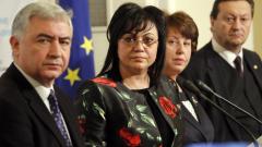 Корнелия Нинова обвини Борисов, цитирайки го