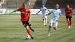 Георги Ангелов: Имам сили да се преборя за мястото си в Левски