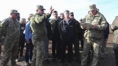 Украйна изключи офанзива срещу проруските сепаратисти