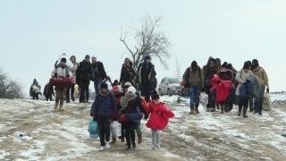 Македония затвори за мигранти границата си с Гърция