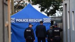 Освободиха единия от предполагаемите атентатори в Австралия