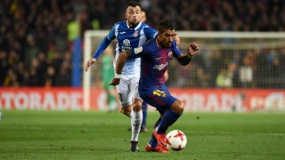 Гуанджоу се разплати с Барселона, каталунците получиха 42 млн. евро за Паулиньо