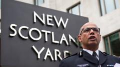 Арестуваха за тероризъм 28-годишна жена в Лондон