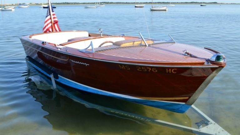 За $75000 продадоха моторна лодка на Джон Кенеди