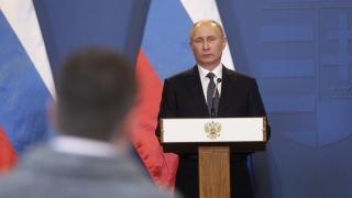 Путин обвини Киев за разгарянето на боевете в Източна Украйна