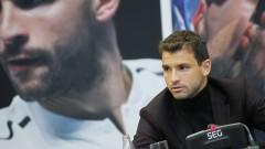 Григор Димитров: Определено ще намаля малко очакванията си тази седмица