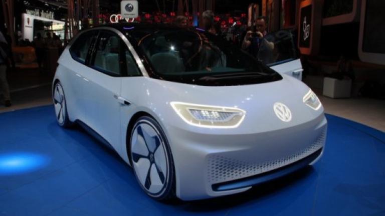 Volkswagen влага €10 милиарда за разработка на електромобили в Китай