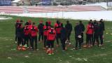 ЦСКА вече се подготвя за домакинството на Ботев (Пд)