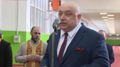 Mинистър Красен Кралев със специално обръщение към българския спорт