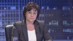 Корнелия Нинова: Нямаме участие в състава на служебното правителство