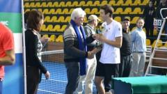 Александър Донски е шампион на България в зала