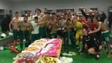След Словения - България (1:2): Пица и банани за юнаците