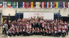 32 медала за националите по таекуондо ITF от Европейското първенство в Италия!
