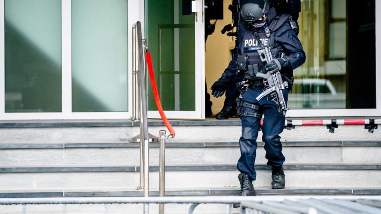 Холандската полиция откри