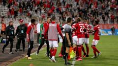 ЦСКА надигра Лудогорец, но отново не победи, Кабаков удари рамо на гостите