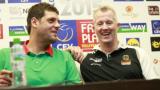 Селекционерът на Германия: България ми е като волейболна жена