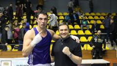 Мъжкият ни национален отбор по бокс ще проведе двустранна среща с Украйна