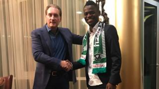 Официално: Лудогорец подписа с голмайстора на Израел