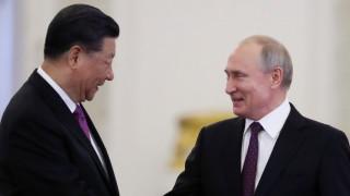 Китай подкрепя Русия и стратегията й за ядрено възпиране на агресори, иска да участва