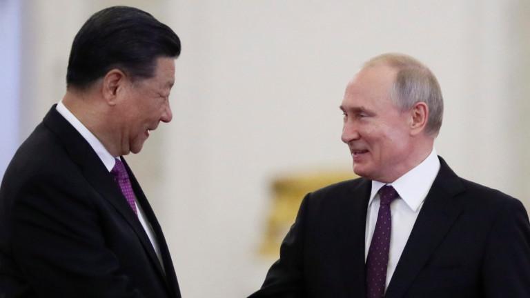 Китай подкрепя усилията, които Русия полага за осигуряване на националната