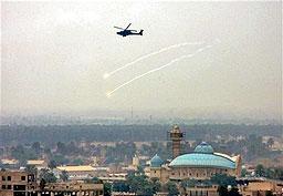 Битка в центъра на Багдад