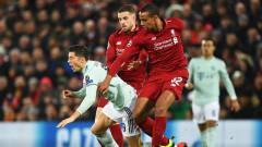 Ливърпул - Байерн (Мюнхен) 0:0, без голове през първата част
