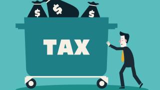 Най-богатите 0,001% в САЩ са платили повече данъци от половината население общо