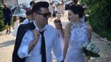Луиза Григорова се омъжи (СНИМКИ)