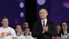 Путин се кандидатира за президент отново