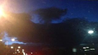 Годината започва с облаци