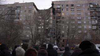 Спасеното от рухналия блок в Магнитогорск бебе дойде в съзнание