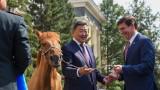 Пентагонът срещу Китай и Русия пое юздите на здрав монголски кон