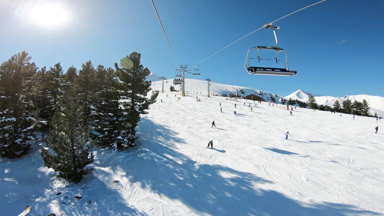 Перфектни условия за алпийците ни в Банско