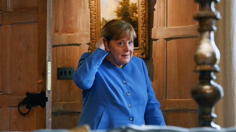 За Меркел членствотона РСМ и Западните Балкани в ЕС е стратегически аргумент