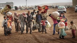 ООН: Бежанците надхвърлиха 70 милиона през 2018 г.