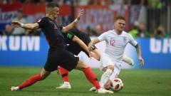 Перишич се озова в болница след победата над Англия