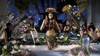 Лукс, ирония и извратена реалност царуват в новия календар на Lavazza