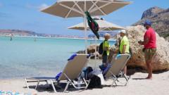 Чуждестранните туристи в Гърция достигат 40% от нивото преди пандемията