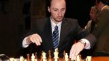 Веселин Топалов излезе начело в Гибралтар