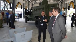 България за първи път ще произвежда бронирани коли в нова база за 5 милиона...