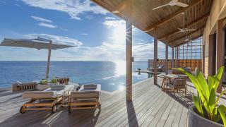 Най-луксозният нов курорт на 2019-а, за който трябва да платите около $4000 на вечер (СНИМКИ)