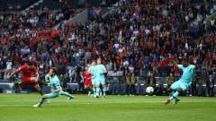 Португалия - Холандия 1:0, гол на Гедеш!