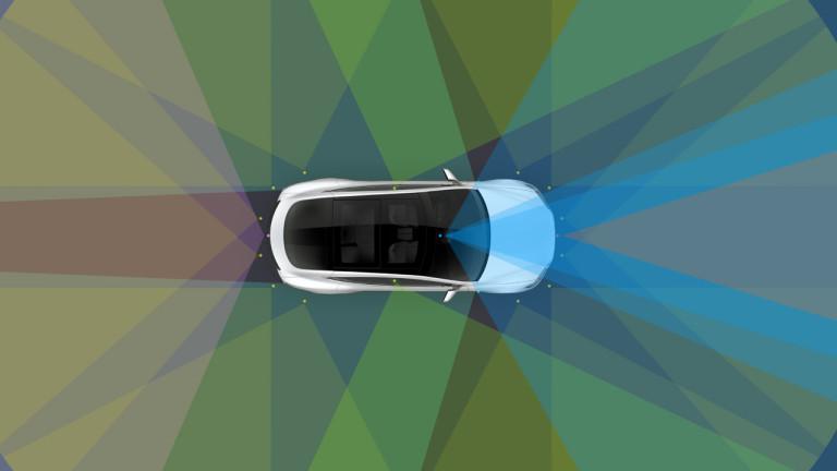 Как колите Tesla  могат да се ползват за масово наблюдение