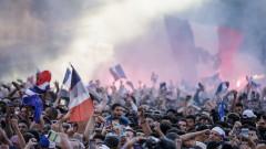 Франция мобилизира 110 000 полицаи за националния празник и финала на Мондиала