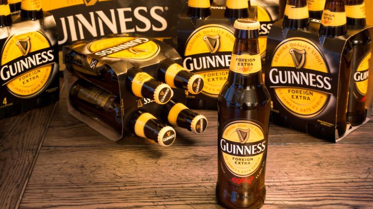 Снимка: Един от най-големите производители на бира се отказва от пластмасови опаковки