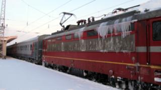Лошото време затрудни жп движението в Бургаска област
